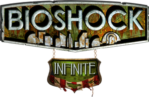 Hybrid version of Bioshock and Infinite Logo by micro5797