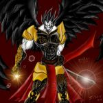 """""""Xael"""" Hero, Just, Son..God by xaelasis"""
