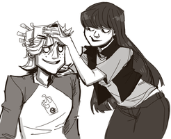 get that hippie a haircut by zerostop