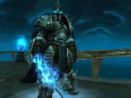 The Lich King by TheNoFacedMan