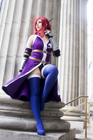 Erza Scarlet Grand Magic Games by SCARLET-COSPLAY