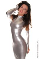 Silver Dress II by agnadeviphotographer