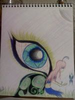Eyes are the windows of the soul. by LynnLabyrinth