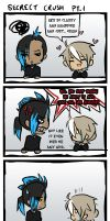 - Secret Crush: 1 - by kailana-sama