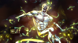 Silver Surfer by Zokora