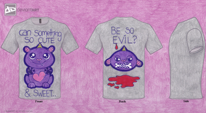 Can cute and sweet be EVIL ... by Fantasy-and-Fiction
