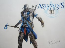 Assassins Creed III by ntish1992