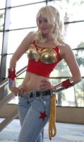 Wonder Girl 2 by AlisaKiss