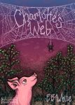 Charlotte's Web Book Cover by SleepyHeadKL