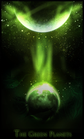 The Green Planets - by Imiisek