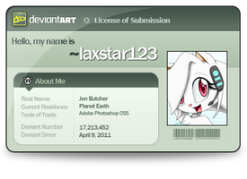 Deviant ID by laxstar123