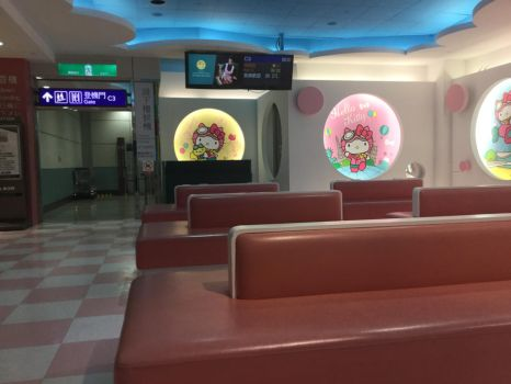 SO MANY HELLO KITTY IN TAIWAN by BT-2345