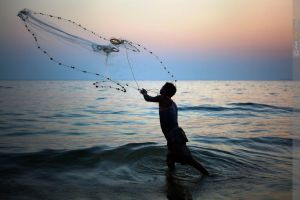 Fisherman by simplysuhas