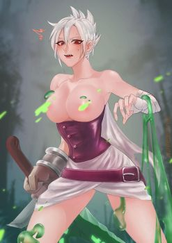 Riven ex nsfw by YUNZ302