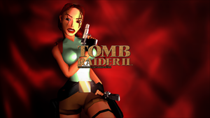 Turning Point WEB - TR2 Unofficial Wallpaper by FearEffectInferno