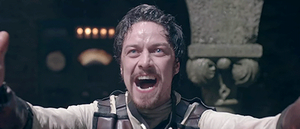 James McAvoy Gif 1 Frankenstein. by LobanRen