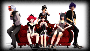 :Sora no Bouken: by LoverCathy