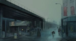 1hr Study - Children Of Men 02 by tobiee