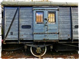 Steampunk Carriage by Estruda