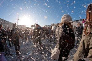 Berlin pillow fight 2011 - 31 by Egg-Salad