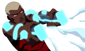 Aqua Lad - Young Justice series 1 by 1984neptune