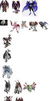 Digimon RX - The Daemon Corps by BigBDawg001