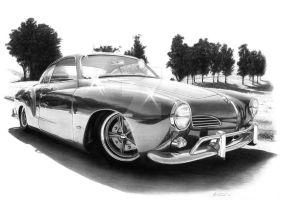 '65 Karmann Ghia by Boss429