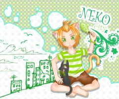 NekoCity by chiihime-chan