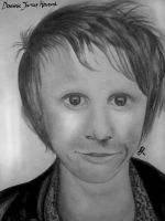 Dominic Howard Sketch by Natashaaaaa
