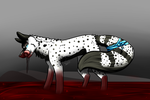 Blood Stained River ~ by Xyrea