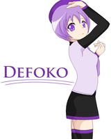 Defoko by Darkest-OfTimes