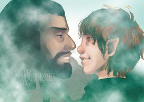 Thorin x Bilbo - All I Need by KarniMolly