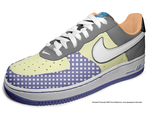 Snow Villiers x Air Force 1 by kawstussyx-x