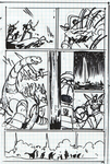 Transformers: Dark Cybertron #1 Page 17 Layouts by curiopraxis