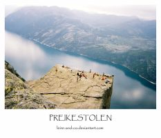 Preikestolen by leire-and-Co