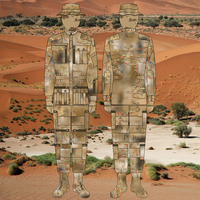 AFWD 2 Uniform in Namibia by Alligator-Fists