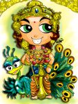 Murugan and Woody Woodpeacock by art-rinay