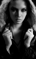 Beauty in BW by fransiscaeve