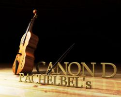 Pachelbel's Canon D animation by choudryarif