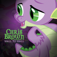 Chris Brown - Wall to Wall (Spike) by AdrianImpalaMata