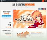 Hotarugari on Patreon by betsyillustration