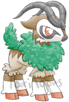My little Gogoat by TariToons