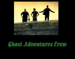 Ghost Adventures Crew by Twilight-Aholic