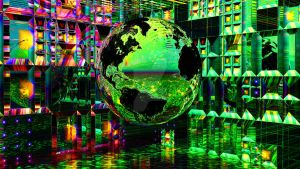 A Colourful World by LovingLivingLife