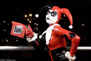 Harley Quinn by TheBigTog