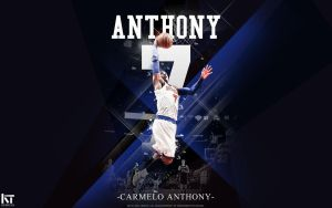Carmelo Anthony by Kevin-tmac