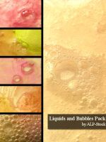 Liquids and Bubbles Pack by ALP-Stock