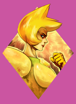 SU - Yellow anger by 1-084