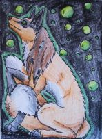 ACEO- Curla by Narncolie