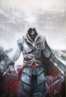 Ezio Auditore da Firenze by ozzone